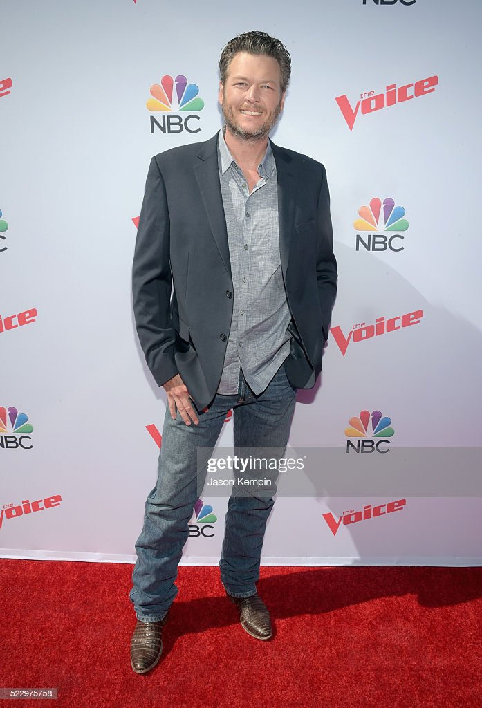 """The Voice"" Karaoke For Charity - Arrivals"