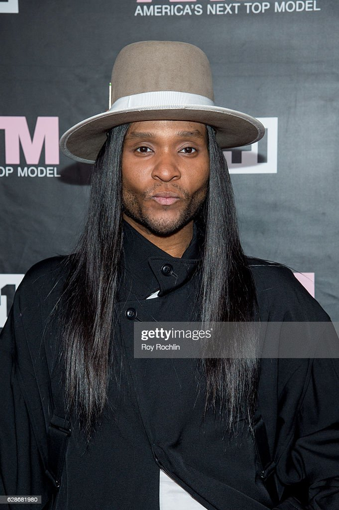 ANTM judge, celebrity stylist Law Roach attends VH1's 'America's Next Top Model' Premiere at Vandal on December 8, 2016 in New York City.