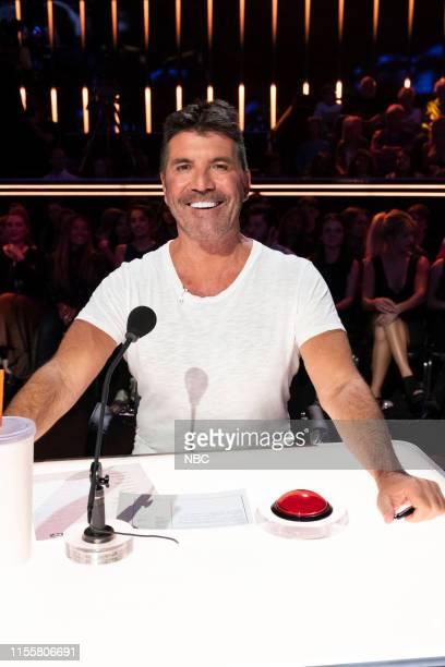 "Judge Cuts 1"" Episode 1408 -- Pictured: Simon Cowell --"