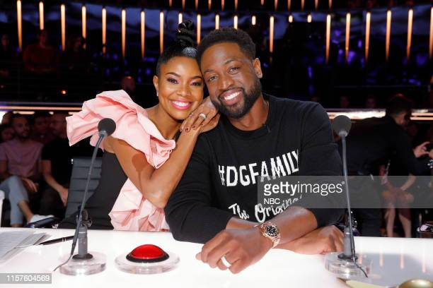 "Judge Cuts 2"" Episode 1409 -- Pictured: Gabrielle Union, Dwyane Wade --"
