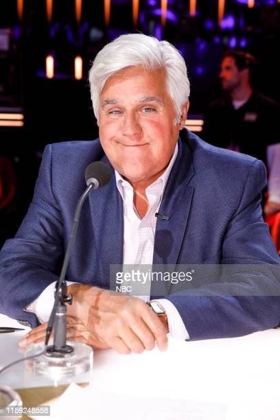 S GOT TALENT Judge Cuts 4 Episode 1411 Pictured Jay Leno