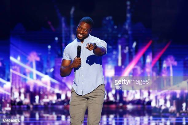 S GOT TALENT 'Judge Cuts' Episode 1210 Pictured Preacher Lawson