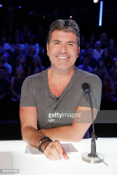 S GOT TALENT Judge Cuts Episode 1211 Pictured Simon Cowell