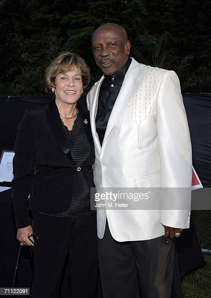 Judge Dana Henry and Lou Gossett, Jr. Attend the 3rd Annual Malibu Global Awareness Dinner Gala And Celebration For Doctors Without Borders June 3,...