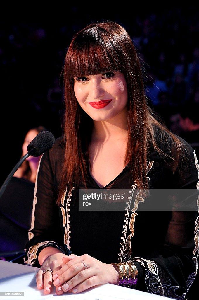 FOX's 'The X Factor' - Season Two : News Photo