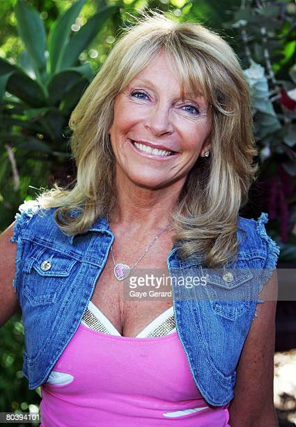 Judge from the TV Show So You think You Can Dance Bonnie Lythgoe attends the launch party for the David Jones Autumn Race wear range at Pruniers on...