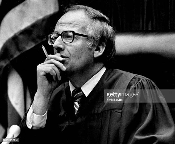 MAR 1 1979 MAR 3 1979 OCT 12 1982 OCT 13 1982 MAY 12 1983 SEP 23 1986 Judge Fullerton Robert Denver District Court