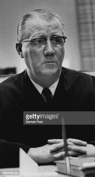Judge Gerald McAuliffe I must declare a mistrial Credit Denver Post