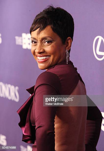 Judge Glenda Hatchett arriving for the BET Honors 2012 at the Warner Theatre on January 14 2012 in Washington DC