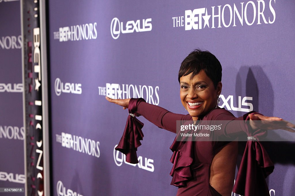 USA BET Honors 2012 - Arrivals : News Photo