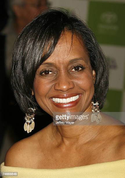 Judge Glenda Hatchett at the Wilshire Ebell Theatre in Los Angeles California