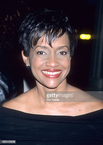 Judge Glenda Hatchett attends Lifetime Television's 2nd Annual Women Rock Girls Guitars Concert to Benefit Breast Cancer Research on October 18 2001...