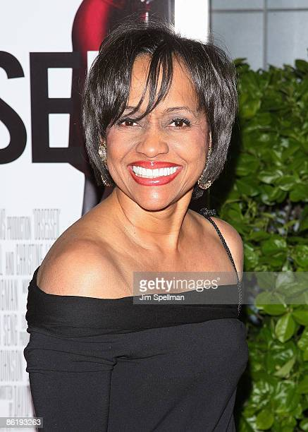 Judge Glenda Hatchett attends the Cinema Society and MCM screening of Obsessed at the School of Visual Arts on April 23 2009 in New York City