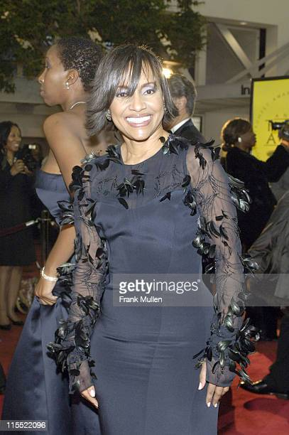Judge Glenda Hatchett during 2006 Trumpet Awards Arrivals at Georgia World Congress Center in Atlanta Georgia United States