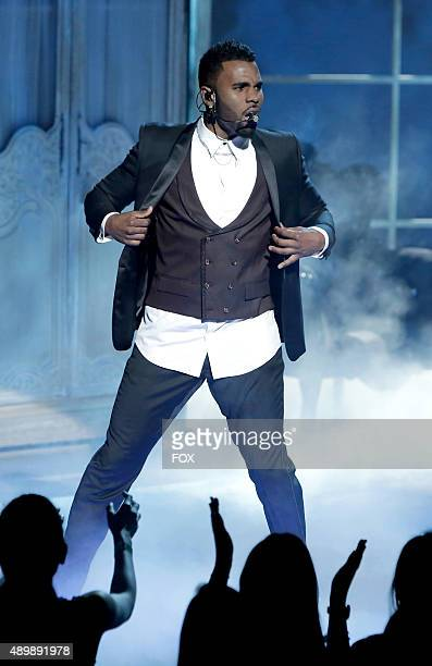 Judge Jason Derulo performs Cheyenne/Get Ugly with the 10 AllStars on SO YOU THINK YOU CAN DANCE airing Monday July 13 on FOX