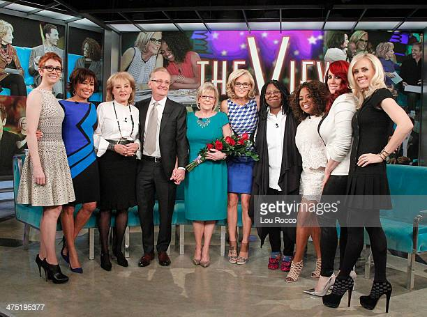 THE VIEW Judge Jeanine Pirro guest cohosts Guests include Nick Lachey Fred Armisen Blake Lee Andrew Santino Vanessa Lengies today Wednesday February...