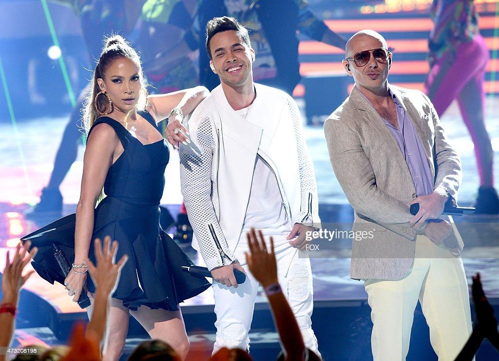 FOX's 'American Idol' Season 14 - Finale : News Photo