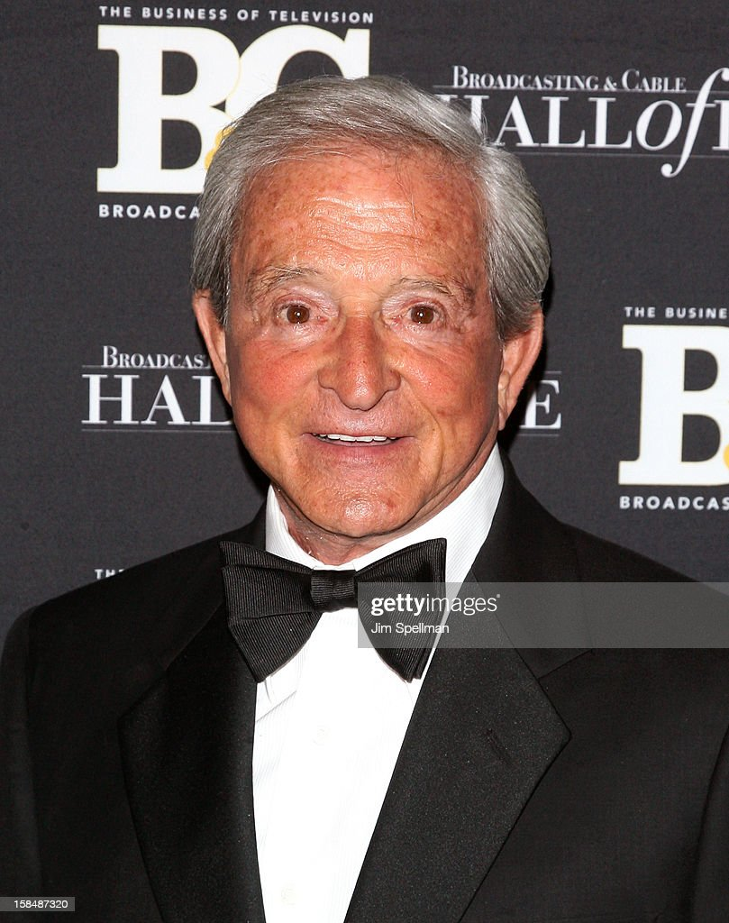 Judge Jerry Sheindlin attends at 2012 Broadcasting & Cable Hall Of Fame Awards The Waldorf Astoria on December 17, 2012 in New York City.