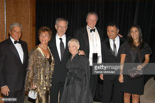 Judge Jerry Sheindlin Judge Judy Sheindlin Steven Spielberg Leah Adler Jon Voight Elie Tahari and Rory Tahari attend ELIE TAHARI Honored by CHILDREN...