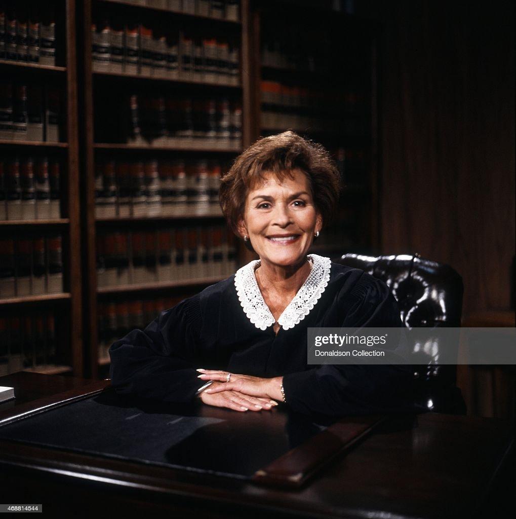 Judith Sheindlin Portrait Session : ニュース写真