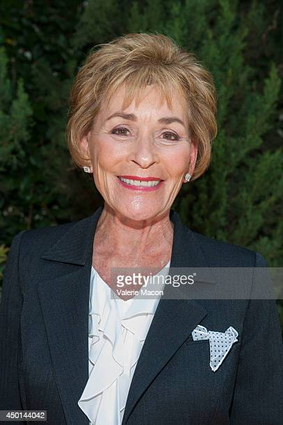 Judge Judy Sheindlin attends the 2014 Heroes Of Hollywood Luncheon at Taglyan Cultural Complex on June 5 2014 in Hollywood California