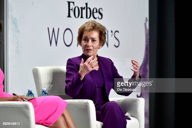 Judge Judy Sheindlin attends the 2017 Forbes Women's Summit at Spring Studios on June 13 2017 in New York City