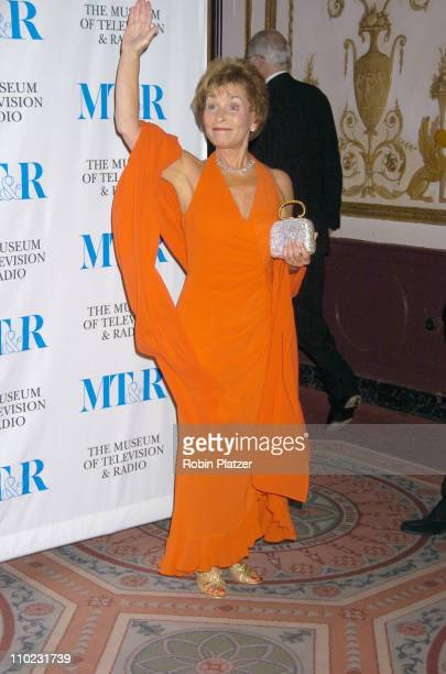 Judge Judy Sheindlin during Merv Griffin Honored at the Museum of Television and Radio's Annual Gala at The Waldorf Astoria Hotel in New York City...
