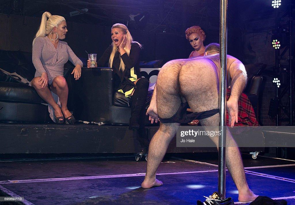 Gay porno idol