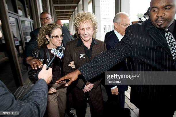 Judge Larry Fidler set October 27 2005 for a hearing on pretrial motions in the case of 65 yearold record producer Phil Spector who was indicted for...