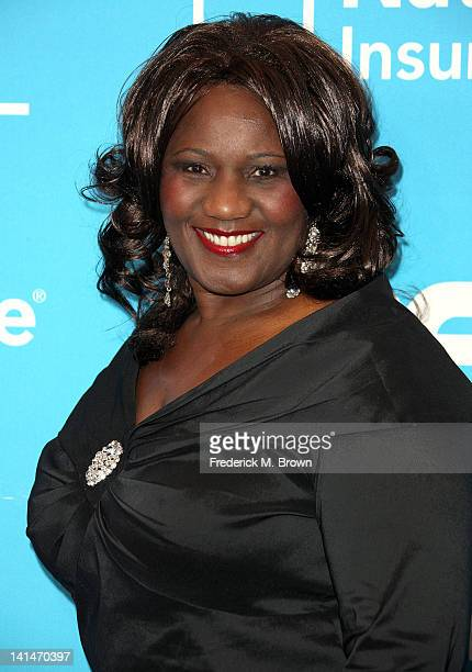 Judge Mablean Ephriam attends BET's Celebration of Gospel at the Orpheum Theatre on March 16 2012 in Los Angeles California