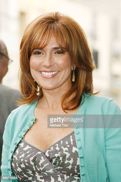 Judge Marilyn Milian attends the Judge Joseph A. Wapner - 90th Birthday celebration and honoring him with a Star on The Hollywood Walk of Fame held...