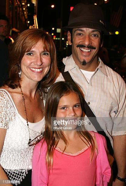 Judge Marilyn Milian daughter Alexandra Schlessinger and Allen Hidalgo