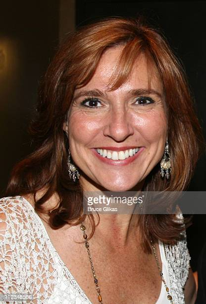 Judge Marilyn Milian during Judge Marilyn Milian of The Peoples Court visits Hot Feet on Broadway at The Hilton Theater in New York City New York...