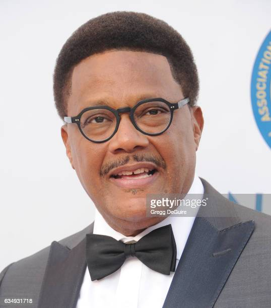 Judge Mathis arrives at the 48th NAACP Image Awards at Pasadena Civic Auditorium on February 11 2017 in Pasadena California