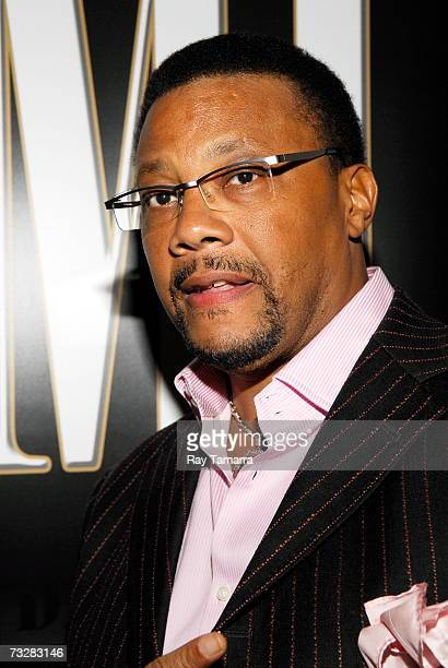 Judge Mathis attends BMI's PreGrammy Party at the Mondrian Hotel February 09 2007 in Los Angeles California