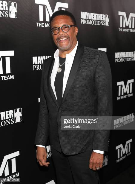 Judge Mathis attends Floyd Mayweather's 41st Birthday Party at The Reserve on February 24 2018 in Los Angeles California