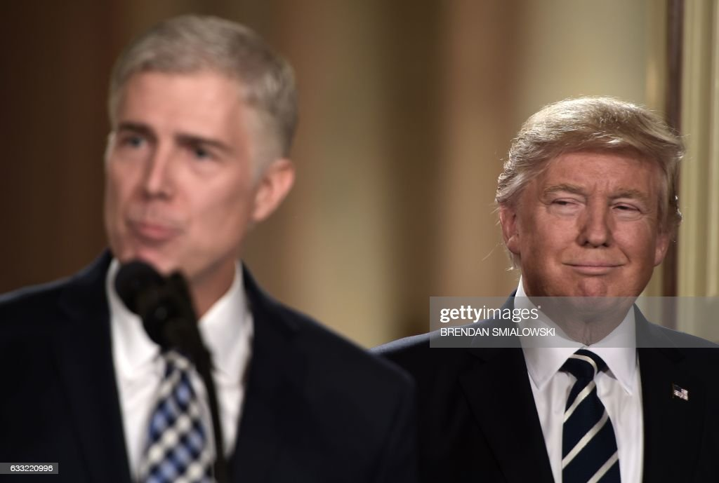 President Trump Announces Judge Neil Gorsuch As His Supreme Court Nominee