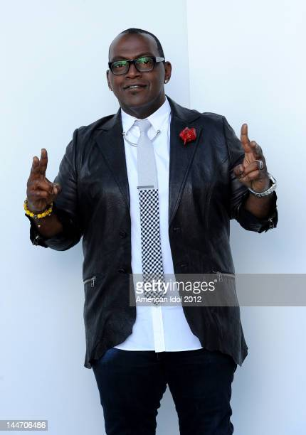 Judge Randy Jackson backstage at FOX's American Idol Season 11 Top 3 To 2 Live Elimination Show on May 17, 2012 in Hollywood, California.