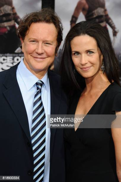Judge Reinhold and Amy Miller attend Walt Disney Pictures Presents 'Prince Of Persia The Sands Of Time' Los Angeles Premiere at Grauman's Chinese...