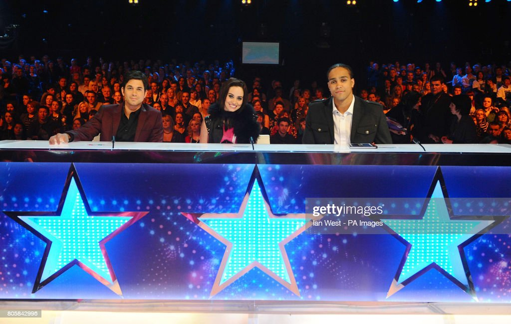 Judges Adam Garcia Kimberly Wyatt And Ashley Banjo Appear On Sky News Photo Getty Images