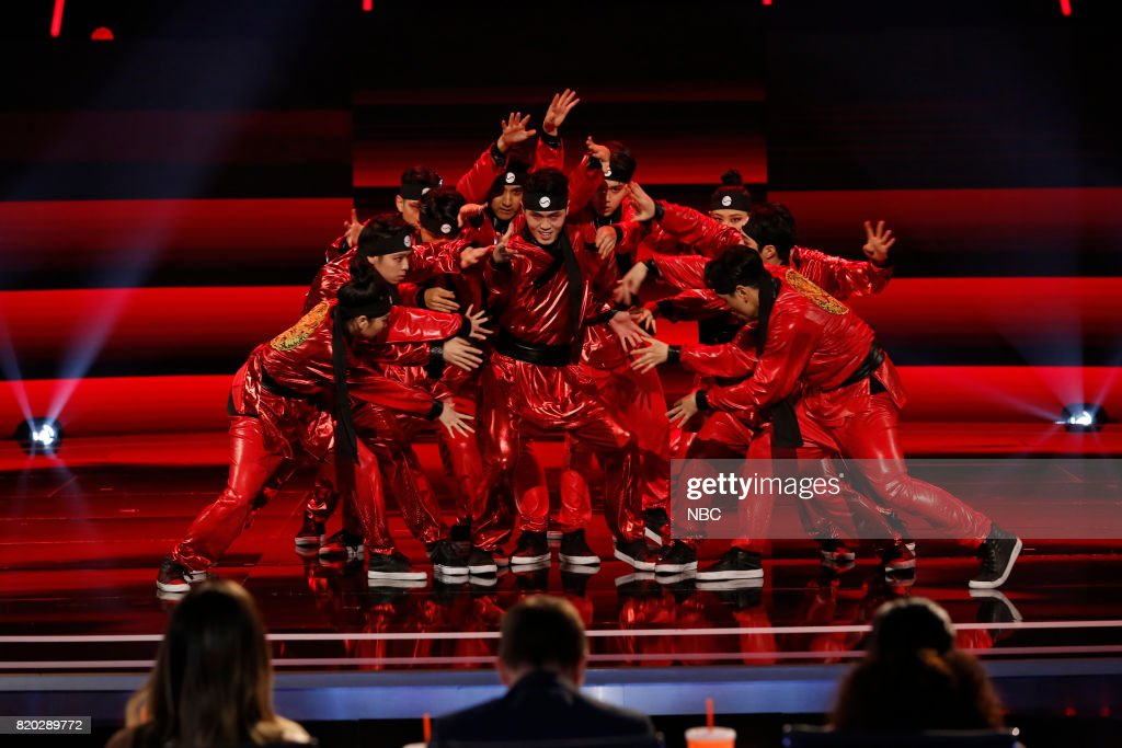 Talent Judge S Cuts Pictured Just Jerk News Photo Getty Images