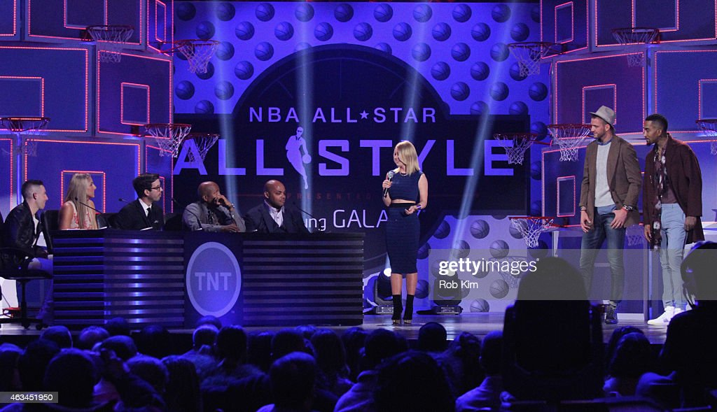 NBA All-Star Weekend 2015 - All Star Fashion Show