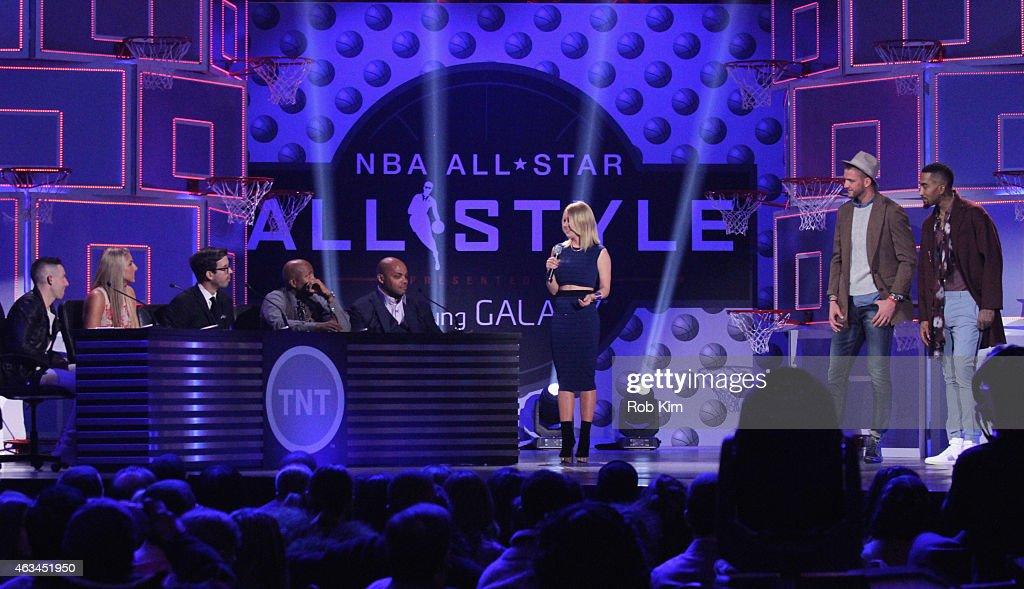 NBA All-Star Weekend 2015 - All Star Fashion Show