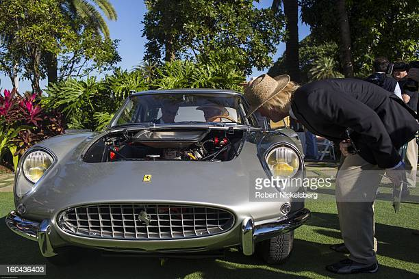 33 Cavallino Ferrari Automobile Competition Bilder Und Fotos Getty Images