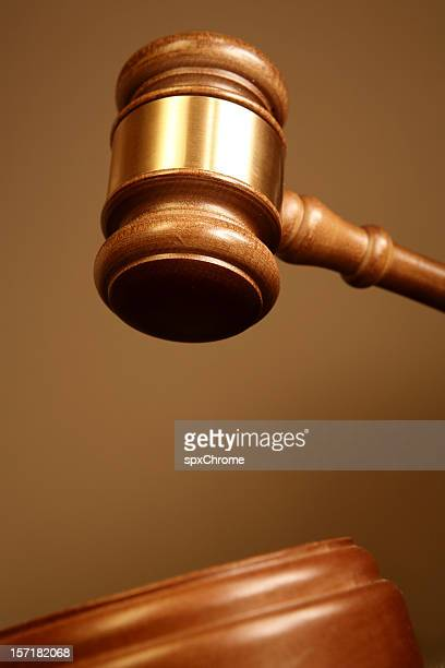 judges gavel - lawsuit stock pictures, royalty-free photos & images