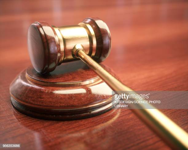 judges gavel - courthouse stock pictures, royalty-free photos & images