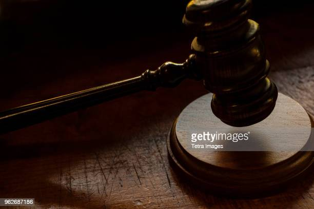 judge's gavel - auction stock pictures, royalty-free photos & images