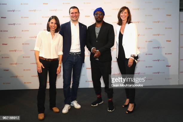 Judges Kresse Wesling cofounder and director of Elvis Kresse Alexandre Ricard chairman and CEO of Pernod Ricard William and Sheila Herrling senior...