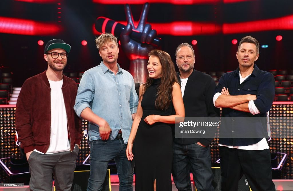 'The Voice Of Germany' Photo Call In Berlin