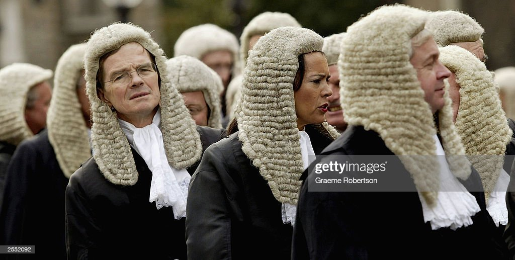 Start Of British Legal Year Marked With Judges' Breakfast  : News Photo